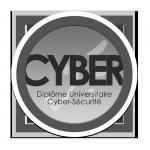 Logo formation du DU Stratégie Globale et Cybersécurité